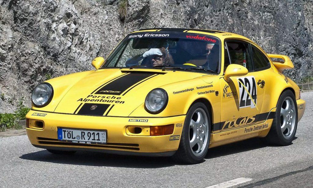 Porsche C4 RS Umbau