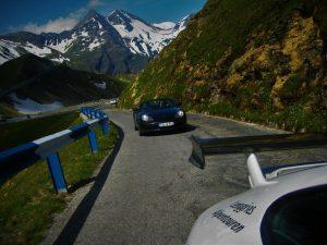 rtCars Porsche Tour Großglockner