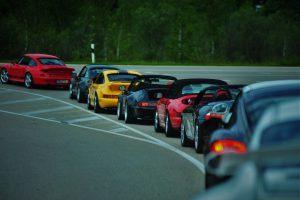 Porsche Tour Bayerische Seen