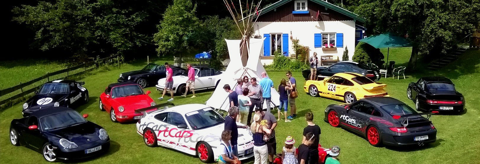 Porsche rtCars